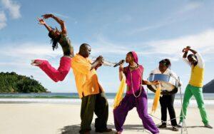 Karibik-Roundtable-Workshop Abend