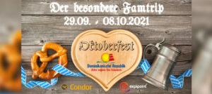 Oktoberfest meets Karibik
